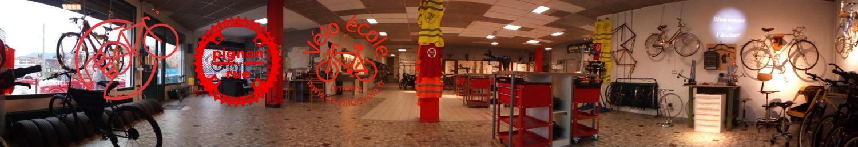 association En ville à vélo / atelier Pignon sur rue / vélo école